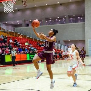 Colgate University Women's Basketball vs American