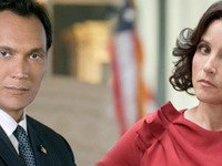 TV at the Pollock: The West Wing and Veep