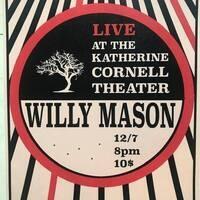 Live Music: Willy Mason