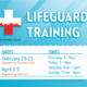 Lifeguard Class 1 Registration