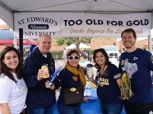 Game Day Tailgating at Homecoming & Family Weekend