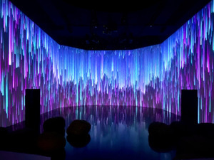 Aurora: The Spirit of Northern Lights at ARTECHOUSE