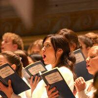 Hallelujah Chorus Performance