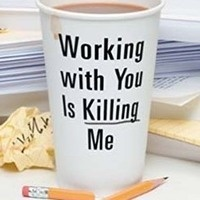 Working with You is Killing Me (CSDDP1)
