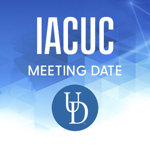 IACUC Sept. Monthly Meeting