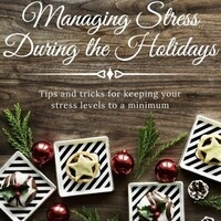 Free Webinar: How to Manage Stress During the Holidays