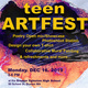 teen ARTFEST with MassArt's sparc! the ArtMobile