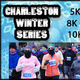 Charleston Winter Series 5K run/3K walk