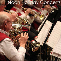 FREE Noon Holiday Concerts