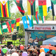 International Street Festival performance stage
