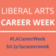 Liberal Arts Career Week: Career Crash Course