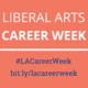 Liberal Arts Career Week: Translating PhD Training for Non-Academic Careers: From CV to Resume