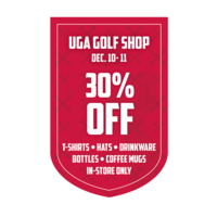 Golf Shop Sale - Tee Up for Savings