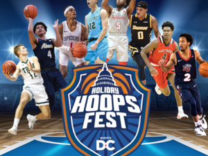 DC Holiday Hoops Fest NCAA Division I Basketball Presented by Events DC