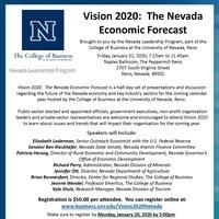 Vision 2020 Flyer
