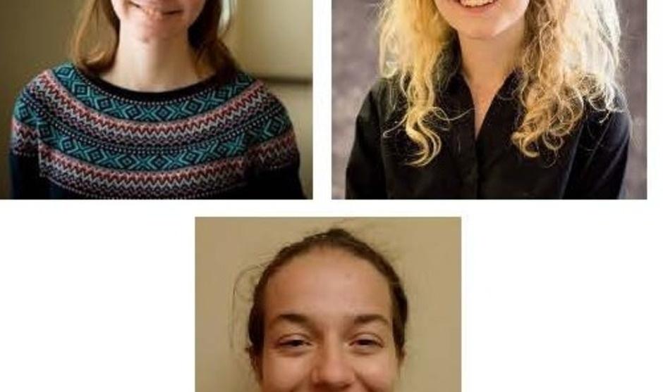 Bio. Sci. Undergraduate Seminar - Tessa Steenwinkel, Emma Byrne & Katri Studtmann