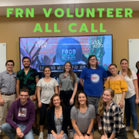 Food Recovery Network Volunteer All Call