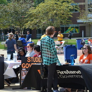 Winter Student Organization Fair