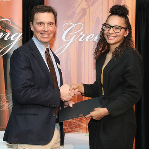 52nd Annual Student and Community Recognition