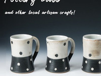 Annual Holiday Pottery Sale