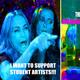 Undergraduate Juried Art Exhibition--RECEPTION