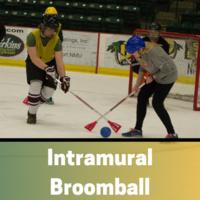 Intramural Broomball Registration Deadline
