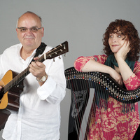 Gaelic Roots concert with harp and guitar featuring Máire Ní Chathasaigh and Chris Newman