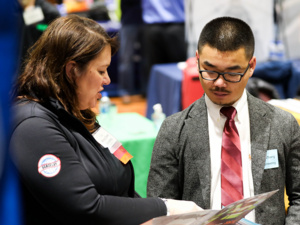 Spring Career Fair - Liberal Arts, Sciences and Business Majors