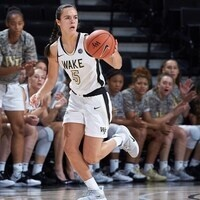 Wake Women's Basketball vs Georgia Tech