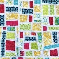 Mosaic Quilt Squares- Communal side