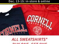 Sweatshirt Flash Sale Buy One Get One 50 percent off