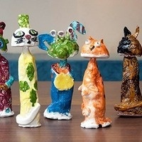 Kids Pottery: Clay Creations
