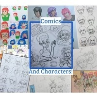 Comics & Cartooning