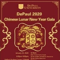 DePaul 2020 Chinese Lunar New Year Gala