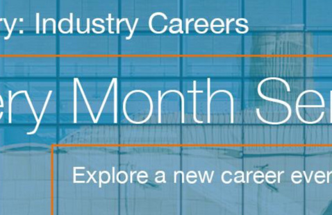 Every Month Series - Industry: Navigating the application to your career in industry (Parnassus)