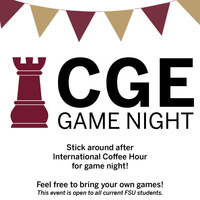 CGE Game Night