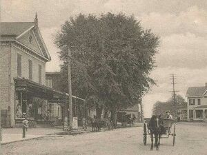 From Farmstead Settlement to Booming Suburb: A Walking Tour of Historic Towson