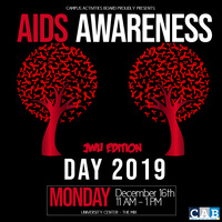 JWU AIDS Awareness Day