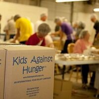 Lions Against Hunger (A Food Packaging Event)