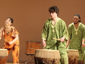 African Music and Dance Ensemble Spring Concert