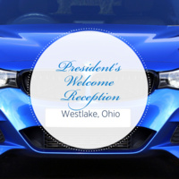 President's Welcome Reception at Ganley BMW of Westlake