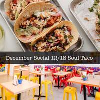 December RVA Maker Meetup/ Social at Soul Taco downtown