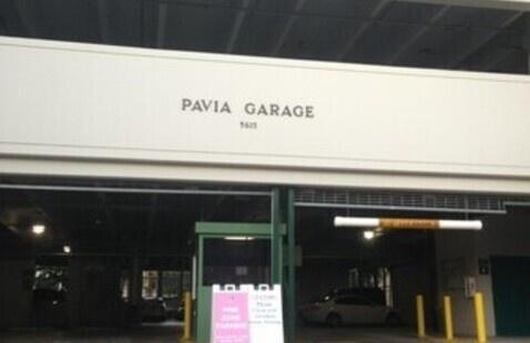 Pavia Garage