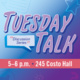 TUESDAY TALK -  Let's Talk About Body Image