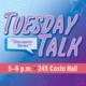 TUESDAY TALK -  Guurl Talk