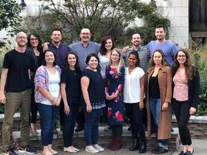 Members of Pitt Law PLISF Student Organization