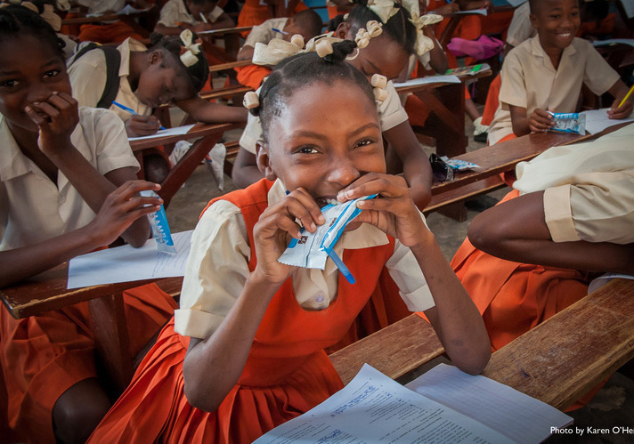 Global Health Work in Progress