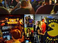 80s Arcade and Karaoke Night