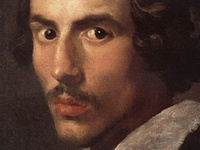 Self-Portrait as a Young Man, (detail)
