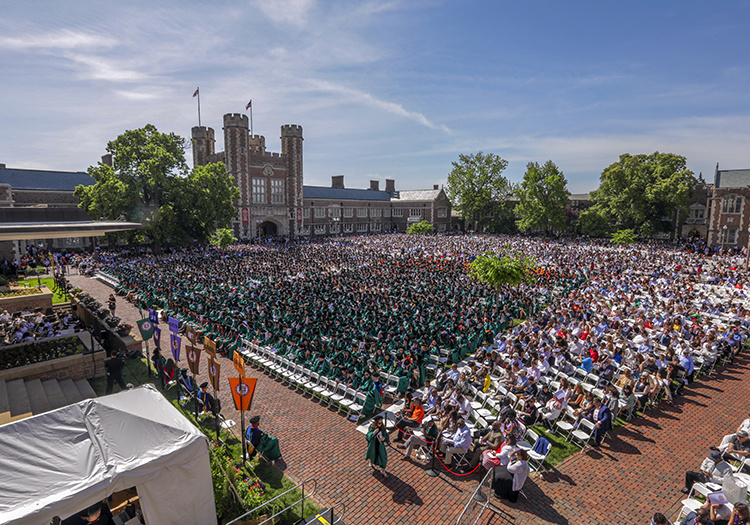 Commencement: Class of 2021 Celebration